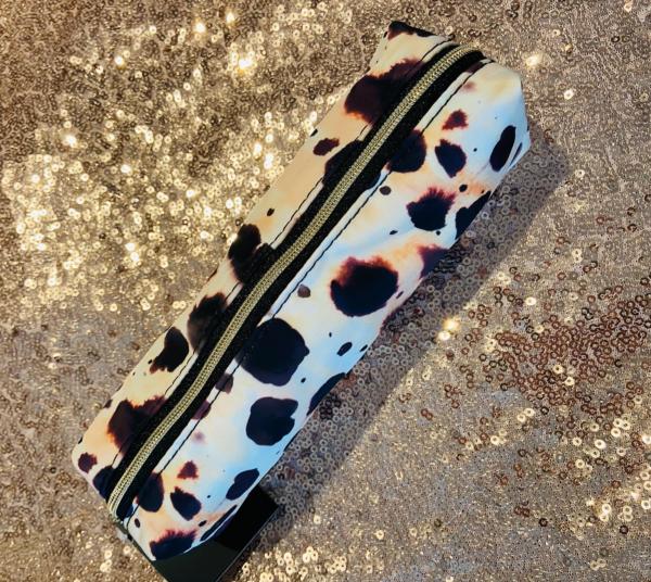 Cheetah Print pencil case